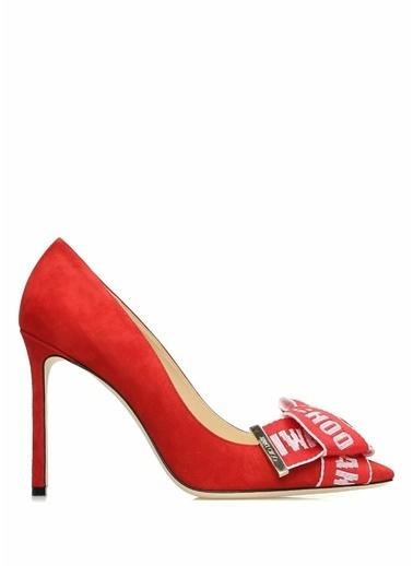 Jimmy Choo Ayakkabı Kırmızı